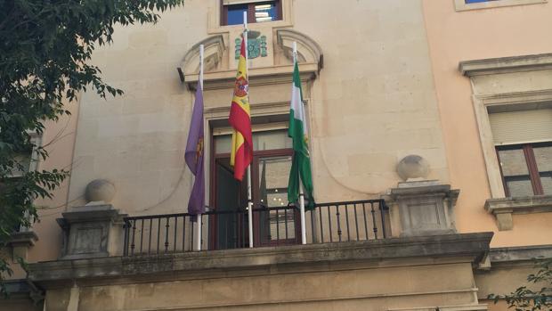 Palacio de justicia de Jaén