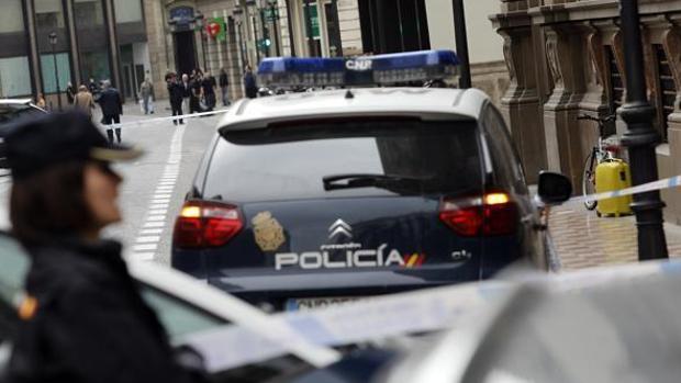 La Policía Nacional investiga los hechos