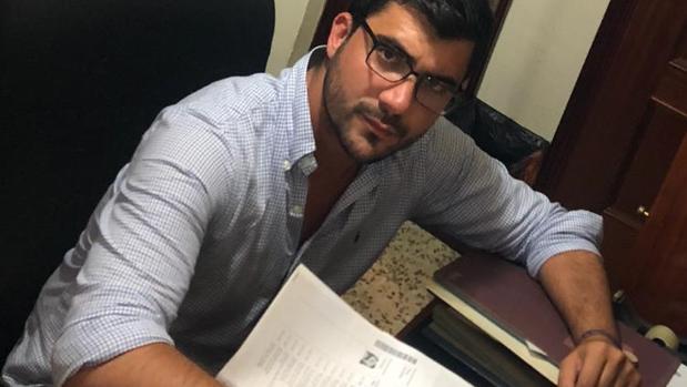 Julio Rufo, uno de los abogados de los afectados por el hotel MarConfort