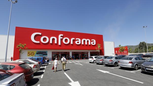 Las nueva tienda de Conforama en Córdoba