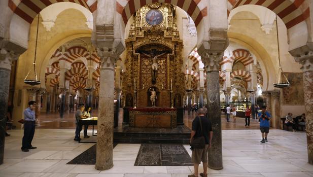 La visita nocturna a la mezquita catedral de c rdoba queda intacta en el nuevo convenio - Visita mezquita cordoba nocturna ...