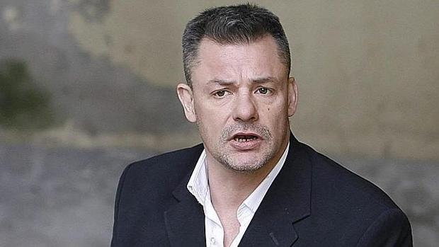 Imagen de Tony King en una sesión judicial