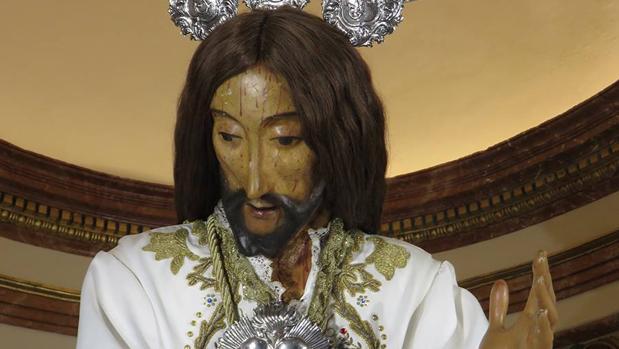 Nuestro Padre Jesús del Calvario de Montalbán