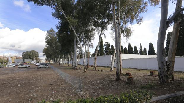 Solar junto al camposanto de San Rafael destinado al tanatorio