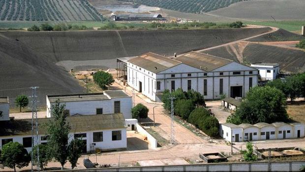 La fábrica de uranio de Andújar fue cerrada en 1981