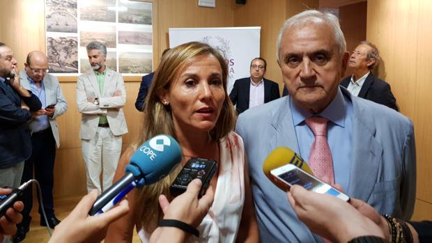 Noemí Sanchís Morales y Luis Moral Ordóñez