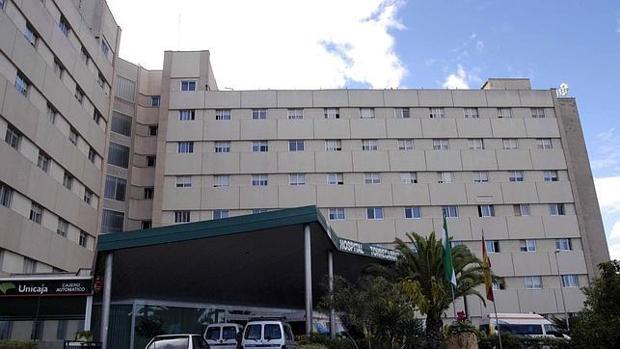 El hospital Torrecárdenas de Almería