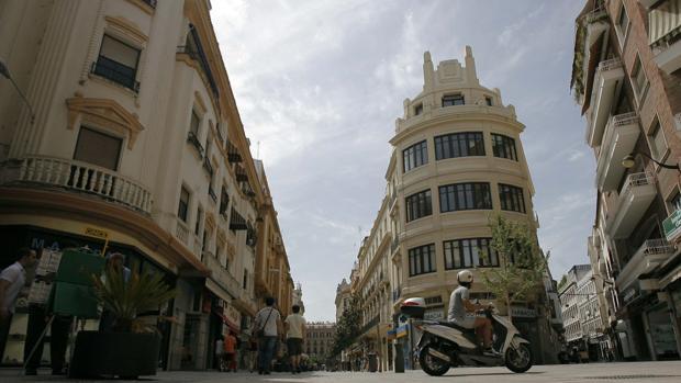 Calle Cruz Conde de Córdoba