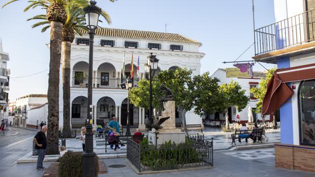 Sede del Ayuntamiento de Almonte
