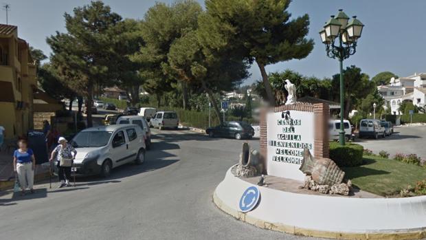 La tarjeta de residencia de Popovich le ubicaba en la urbanización Cerros del Águila de Mijas