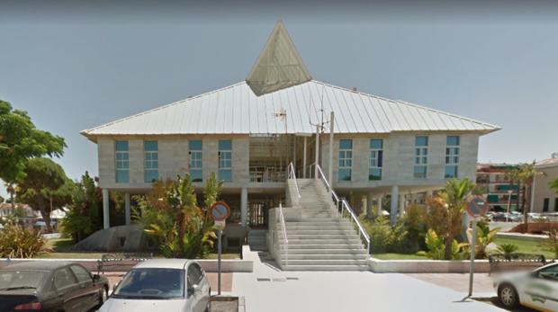 Imagen de la comisaría de Punta Umbría