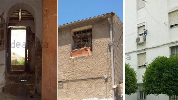 Una casa por euros estas son las viviendas m s for Casas de campo en alquiler baratas en sevilla