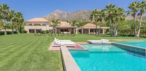Turismo de mansiones en marbella c mo montar en - Ver casas de lujo por dentro ...