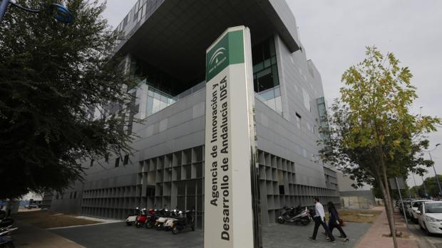 Sede de la Agencia IDEA, investigada por la juez Pilar Ordóñez