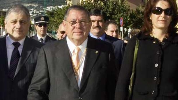 Enrique Bolín duarnte sus años de alcalde