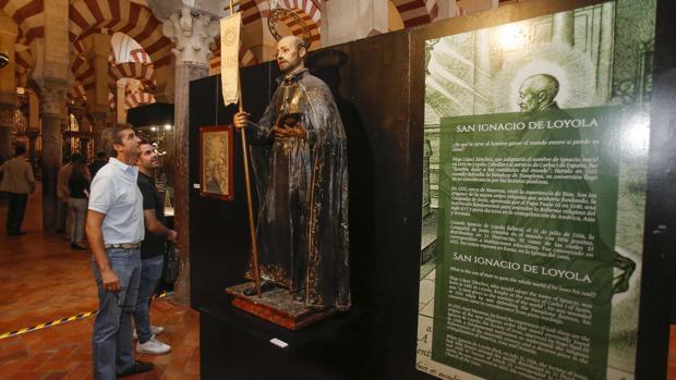 Inauguración del exposición sobre la huella jesuíta en la Mezquita-Catedral