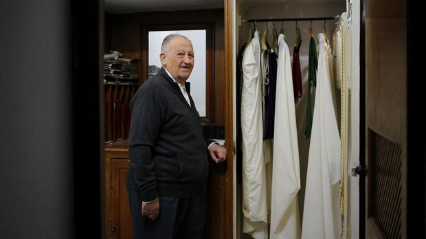 Carlos Romero, en noviembre de 2017