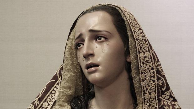 Virgen de la Consolación, obra de Francisco Romero Zafra
