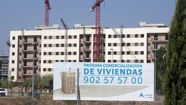 La construcción ha vivido ciertos repuntes en los últimos trimestres