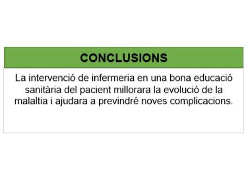 Conclusión de un trabajo ilógico en catalán sin una sola referencia.