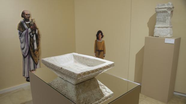 Exposición en el Museo Arqueológico de Córdoba