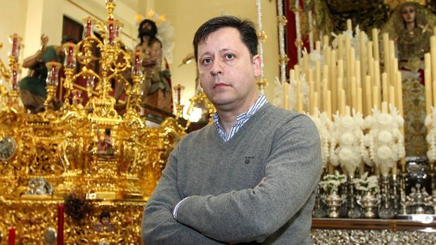 Juan Carlos Vidal, nuevo capataz de María Santísima de la Esperanza del Valle de Córdoba