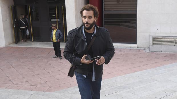 El activista Jesús Candel, conocido como Spiriman