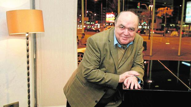 Lorenzo Palomo en una entrevista para ABC en el año 2009