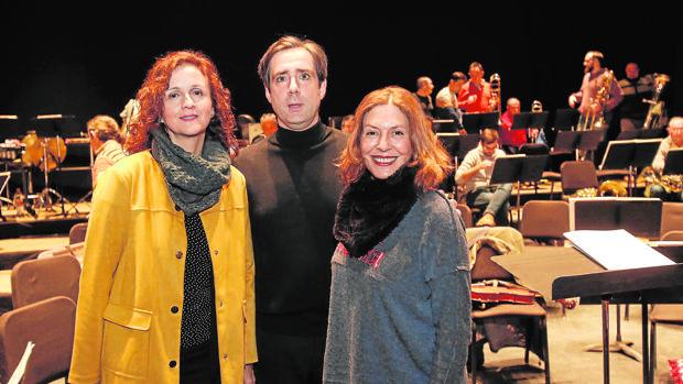 Presentación del espectáculo en el Teatro Góngora