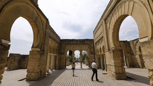 Yacimiento de Medina Azahara