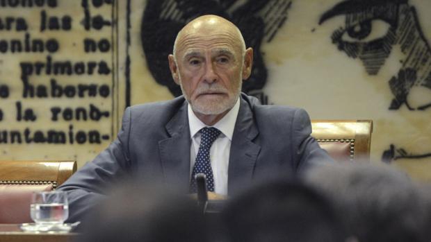 Gabino Puche, en una imagen de archivo