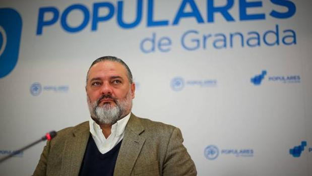 Pablo García, exalcalde de Albolote, será el nuevo delegado de la Junta en Granada.