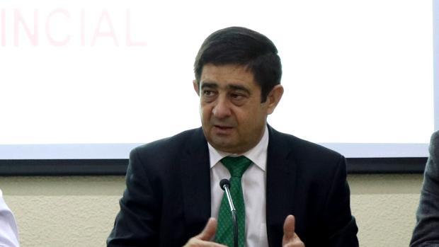 Francisco Reyes, secretario general del PSOE de Jaén
