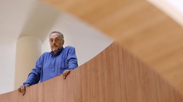 Antonio Valdenebro en una entrevista para ABC Córdoba