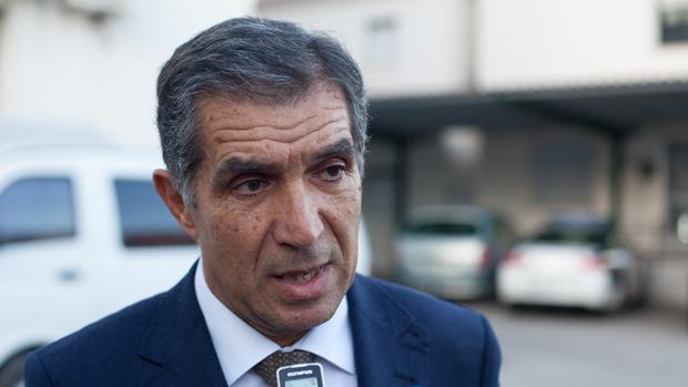 El presidente del TSJA, Lorenzo del Río, en Algeciras