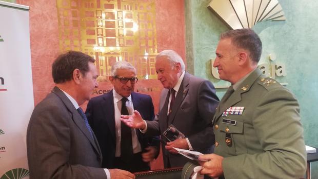 Presentación del I Premio de Periodismo «José Ortega Munilla»