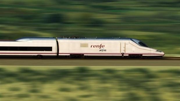 El AVE llegará a Granada el próximo mes de junio.