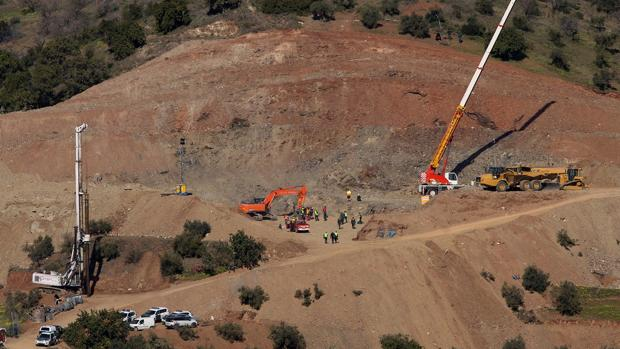 La Brigada de Salvamento Minero asturiana ha comenzado sus trabajos para entrar en el túnel