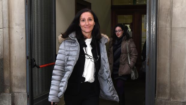 La juez María Núñez Bolaños, que instruye el caso ERE