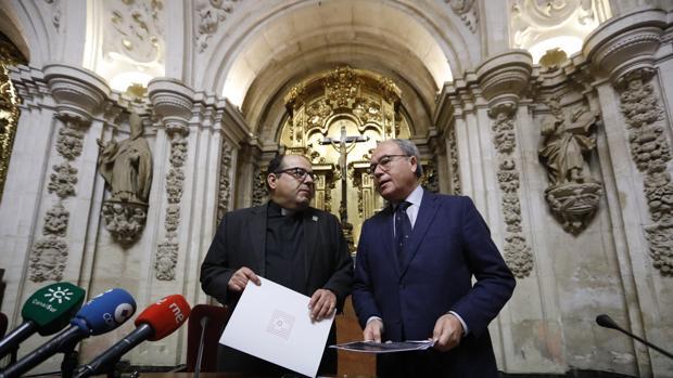 Jiménez Güeto y Antonio Díaz