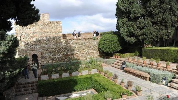 Imagen de archivo de la Alcazaba de Málaga