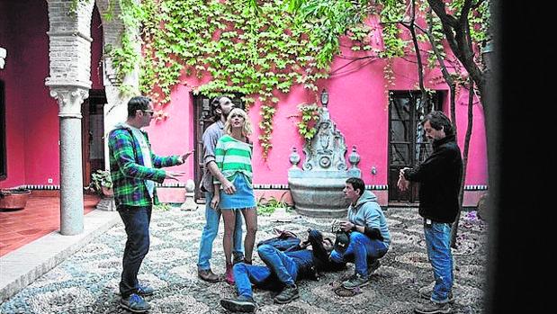 «Sin aliento» fue la única película que se rodó en Córdoba en 2017