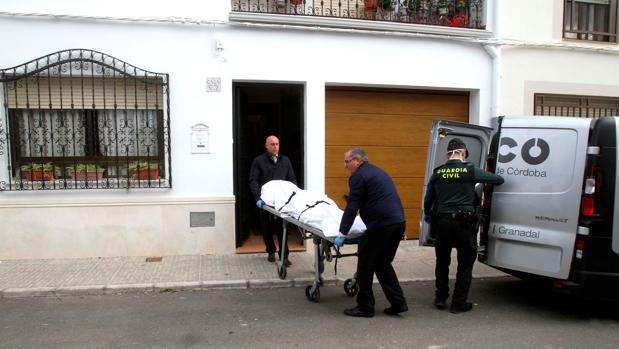 Las dos mujeres fueron trasladadas al Instituto Anatómico Forense