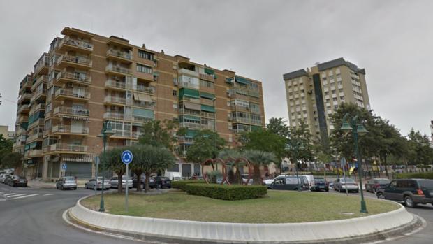 Los hechos se dieron lugar en la barriada de Los Corazones en Málaga