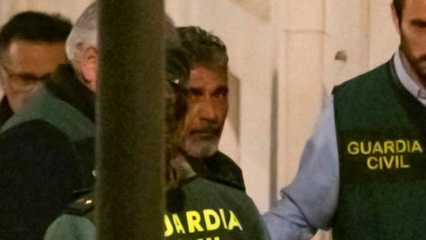 Bernardo Montoya acusa del crimen a una expareja