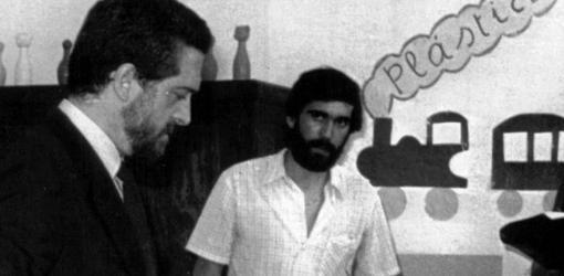 Rojas-Marcos, en los años 80