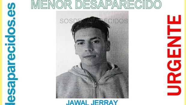 El menor desaparecido desde el 21 de febrero