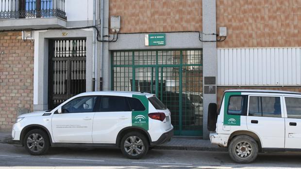 Oficina Agraria de Pozoblanco donde ocurrieron los hechos