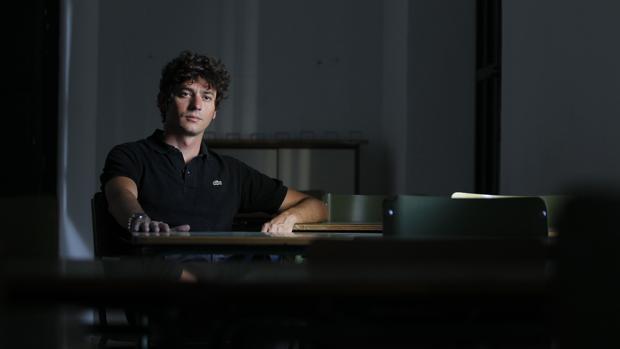 Juan Antonio Bernier, hasta ahora gerente de la Fundación Provincial de Artes Plásticas Rafael Botí de la Diputación de Córdoba