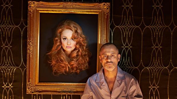 Javier Gutiérrez y Cristina Castaño, en una imagen promocional de la obra que llegará al Gran Teatro de Córdoba